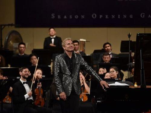 Khán giả thủ đô say mê trong đêm nhạc 'Thibaudet trình diễn Saint-Saëns' đầy cảm xúc