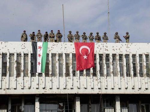 Syria và Thổ 'nóng mặt' với nhau tại bàn nóng LHQ