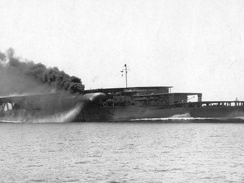 Tìm thấy tàu sân bay Nhật bị Mỹ đánh chìm trong trận Midway