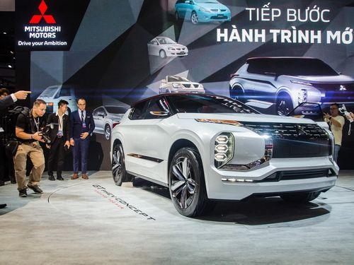 Mitsubishi concept GT-PHEV mẫu xe đến từ tương lai