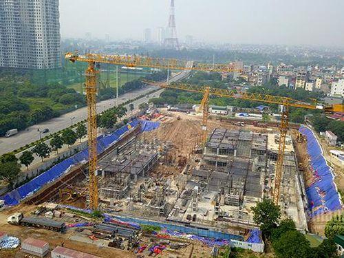 Bệnh viện 5 sao 2.000 tỷ xây 'chui' giữa Thủ đô do nóng lòng