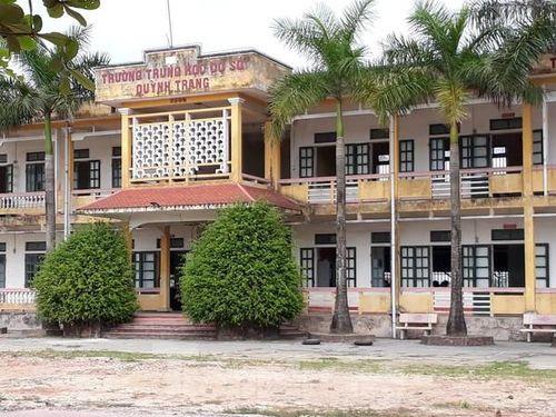 Làm rõ vụ thầy giáo ở Thái Bình bị tố nhắn tin gạ tình học sinh cũ