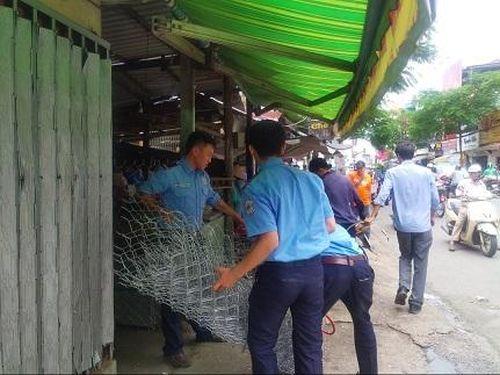 TPHCM: Cần làm rõ tính pháp lý đất chợ tự phát Bình Hòa