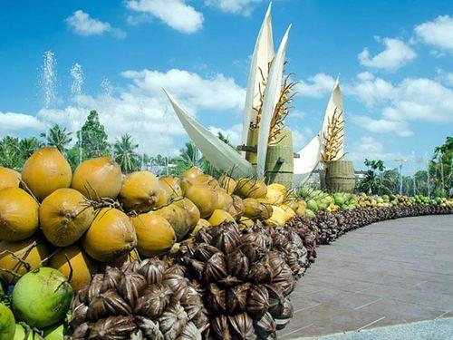 Hấp dẫn Lễ hội Dừa tỉnh Bến Tre 2019