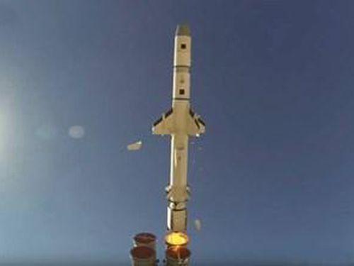 Quân đội Thổ Nhĩ Kỳ thử nghiệm tên lửa diệt hạm nội địa