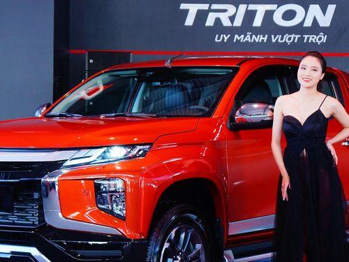 Trải nghiệm nhanh Mitsubishi Triton 2020 bản cao cấp giá 865 triệu