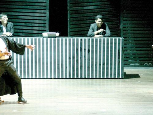 Nhạc kịch trinh thám 'Ký ức ngày hôm qua'
