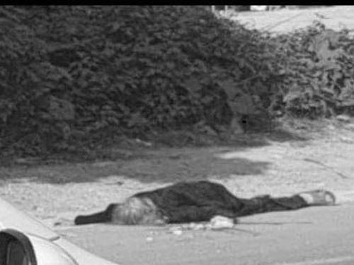 Đi bộ về nhà, bà cụ bị máy xúc đâm tử vong
