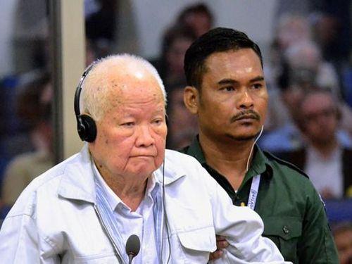 Campuchia xuất bản sách giáo dục về tội ác diệt chủng Khmer Đỏ
