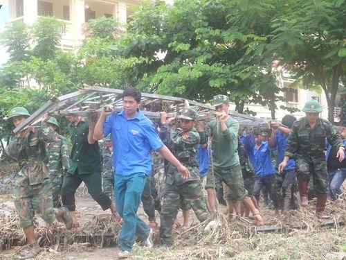 'Lính cụ Hồ ' nơi biên ải: Nghĩ cho dân, làm cùng dân