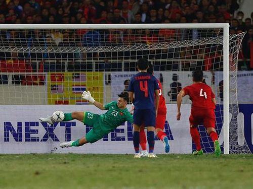 Đội tuyển Việt Nam vẫn đứng nhất bảng G Vòng loại World Cup 2022