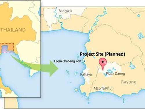 Mitsui đầu tư vào dự án nhà máy điện khí lớn ở Thái Lan