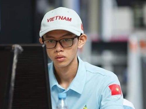 Chàng trai giành giải bạc kỳ thi tay nghề thế giới 2019