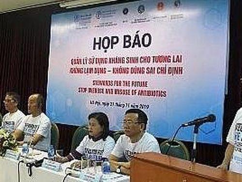 Những nỗ lực của Việt Nam trong phòng chống kháng thuốc