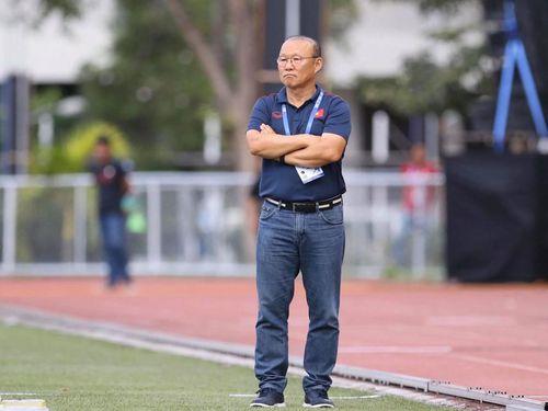 HLV Park Hang Seo: 'U22 Việt Nam không nên vui mừng sớm'