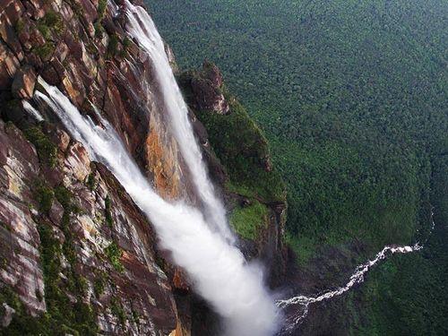 Thác nước cao nhất thế giới