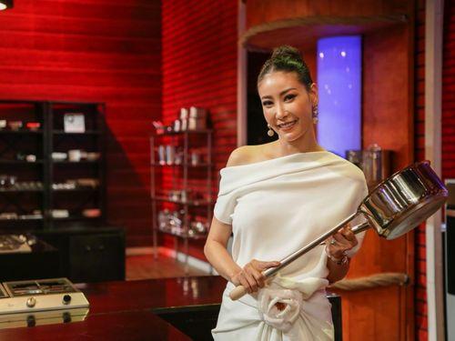 Hoa hậu Hà Kiều Anh làm giám khảo Top Chef Việt Nam