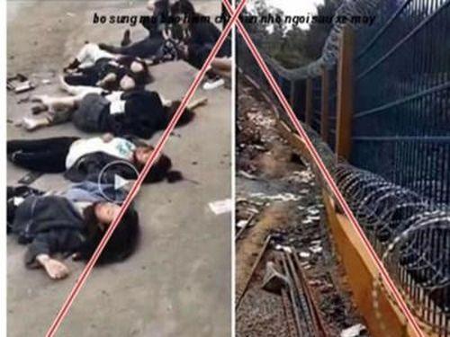 Thực hư thông tin 7 công dân Việt Nam tử nạn ở biên giới Trung Quốc
