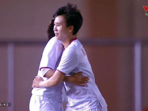 SEA Games 30: Đội tuyển nữ Việt Nam, đội đầu tiên giành vé vào bán kết