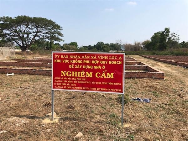 TP Hồ Chí Minh: Tổng thanh tra đất đai, trật tự xây dựng tại Bình Chánh