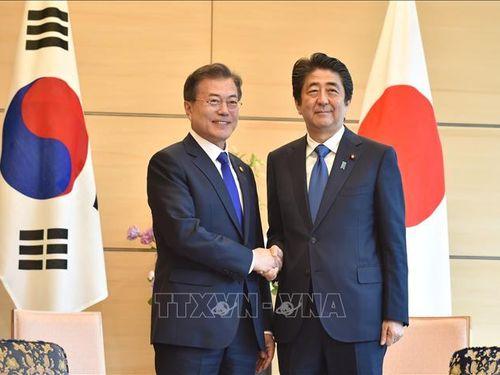 Thủ tướng Shizo Abe: Cuộc gặp thượng đỉnh Nhật-Hàn đang được thu xếp ở Trung Quốc