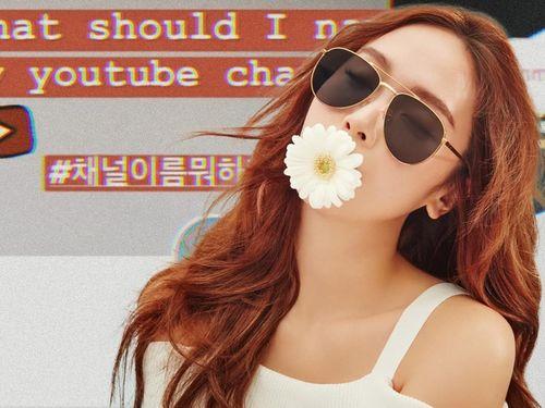 Jessica (SNSD) chuẩn bị lập kênh Youtube riêng, ngày 'công chúa băng giá' tái xuất đã sắp đến?