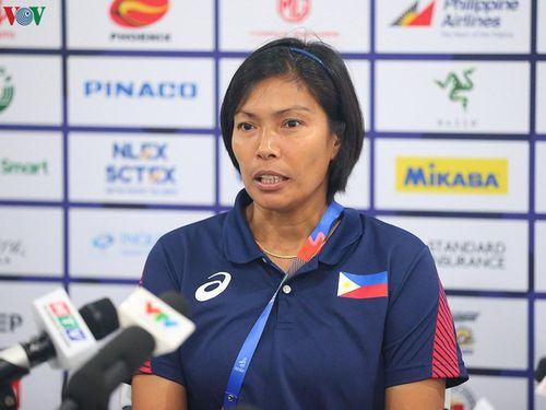 HLV ĐT nữ Philippines đòi penalty sau trận thua ĐT nữ Việt Nam