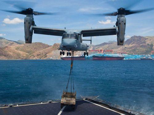 Mỹ - Australia 'bắt tay' chặn Trung Quốc tại vịnh chiến lược của Philippines