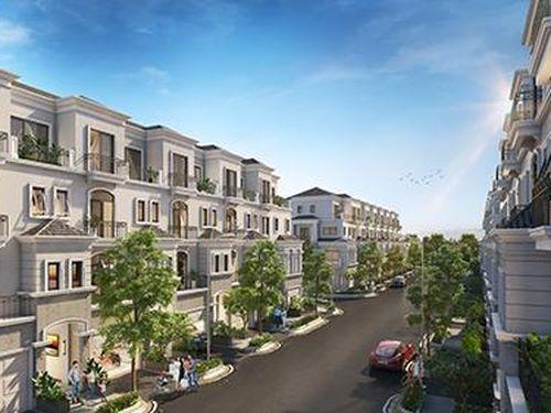 Tại sao Grand Bay Townhouse 'hút' khách đầu tư?