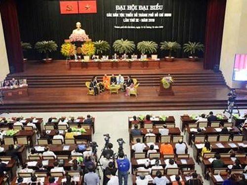 Bình đẳng, đoàn kết xây dựng TP Hồ Chí Minh ngày càng giàu đẹp