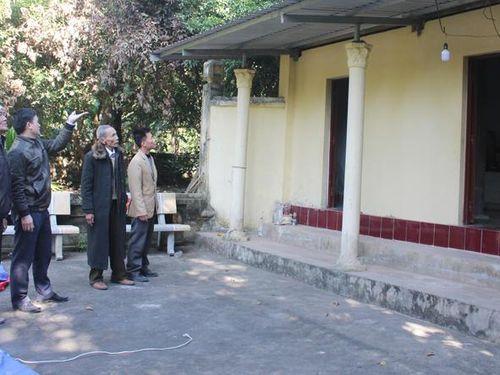 Quan tâm tu bổ, tôn tạo chùa Bảo Nang