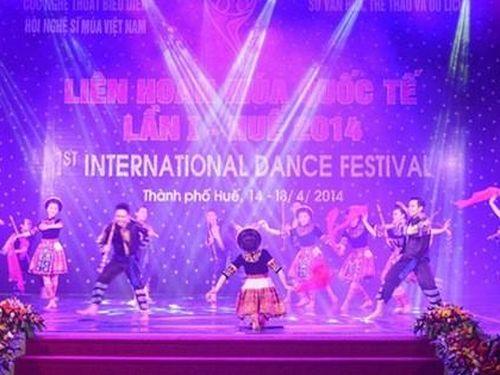 Phê duyệt Đề án 'Liên hoan Múa Quốc tế - 2020'