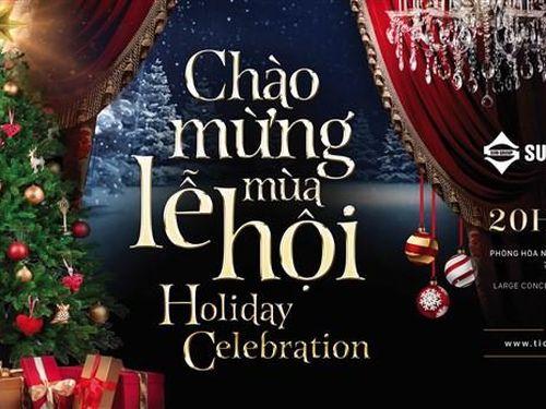 Đón Giáng sinh đặc biệt cùng Sun Symphony Orchestra