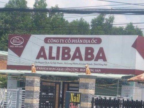 Lãnh đạo huyện Long Thành nói gì về 4 văn bản liên quan đến địa ốc Alibaba?