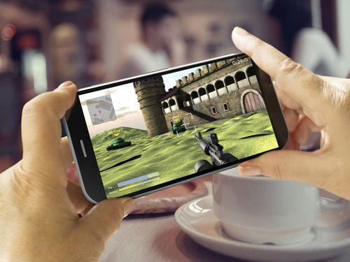 Loạt smartphone chơi game tốt, giá dưới 5 triệu đồng