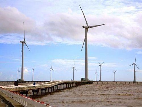 Điện gió - 'Chìa khóa' giải quyết nỗi lo thiếu điện năng tại Việt Nam