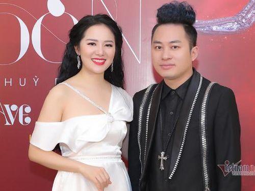 Vì Phạm Thùy Dung, Tùng Dương 'trốn vợ' đi thu âm đến nửa đêm