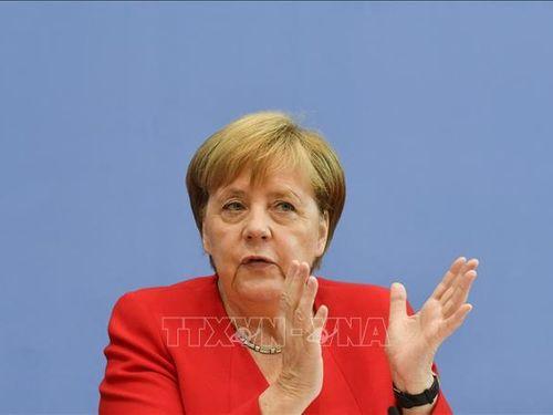 Thủ tướng Đức cho biết Trung Quốc không gây sức ép về Huawei