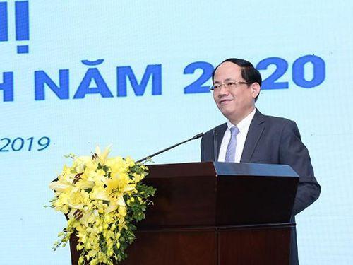 Thứ trưởng Bộ TT&TT Phạm Anh Tuấn: 'EMS cần nhanh chóng chuyển đổi số trong thương mại điện tử và logistic'