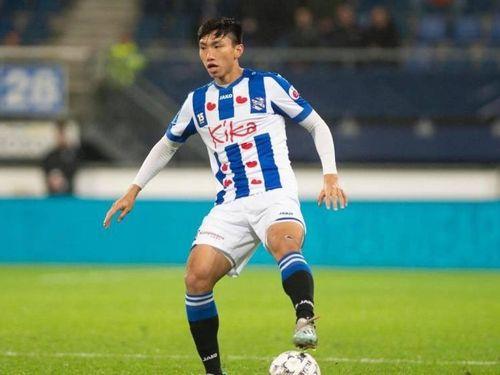 Văn Hậu nói gì về 3 phút ra sân lịch sử ở CLB Heerenveen?