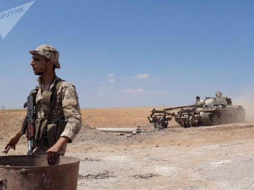 Chính phủ Syria tấn công Idlib, kiểm soát một điểm nóng