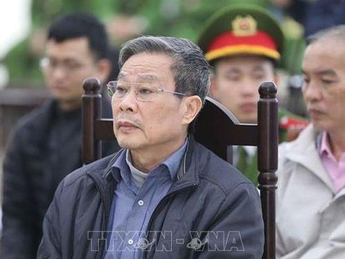 Con rể và người thân ông Nguyễn Bắc Son đã khắc phục 21 tỷ đồng