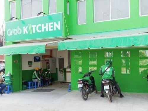 Grab ra mắt GrabKitchen Bình Thạnh