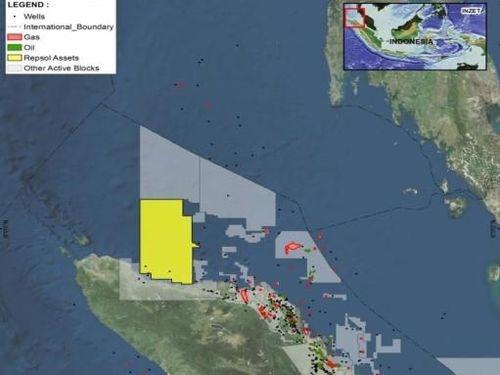 Petronas (Malaysia) mua 49% cổ phần của Repsol tại Lô Andaman III (Indonesia)