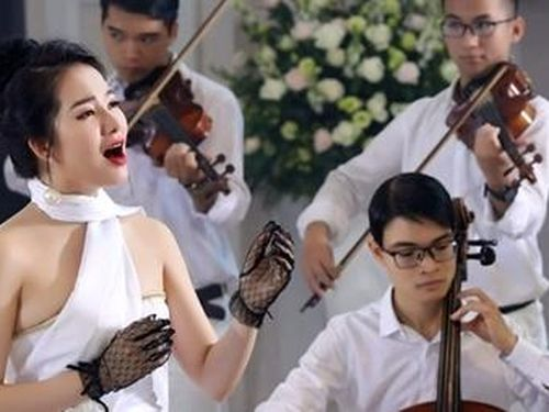 Thế giới âm nhạc của Phạm Thùy Dung