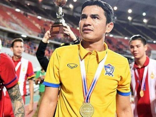 Kiatisak có đủ sức thay thế HLV Nishino ở tuyển Thái Lan?