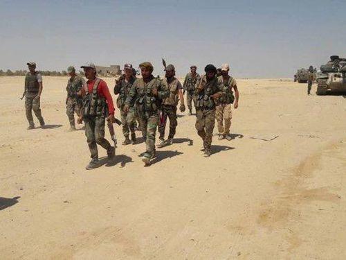 Chiến sự Syria: Điên cuồng trỗi dậy tấn công quân đội Syria, khủng bố thất bại 'trong chớp mắt'