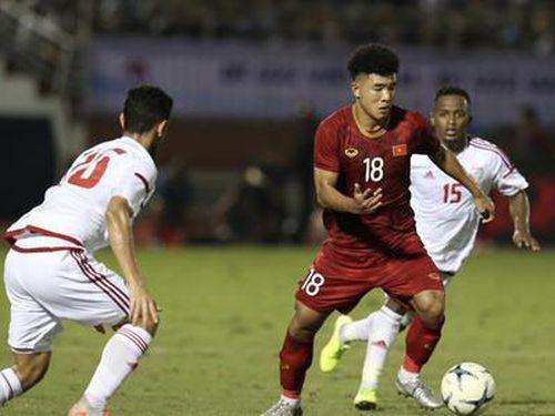 Bất ngờ với tỷ lệ cược của các nhà cái ở trận U23 Việt Nam - U23 UAE