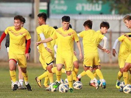 Doanh nghiệp treo thưởng 250 triệu đồng cho BHL và cầu thủ U23 trận gặp UAE