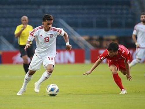 U23 Triều Tiên bị loại khỏi Vòng chung kết U23 châu Á